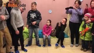 Пример робототехники и программирования детей из RoboCode