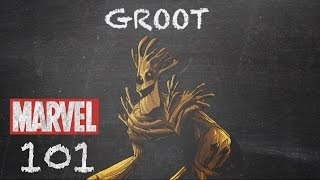 Walking, Talking Tree – Groot