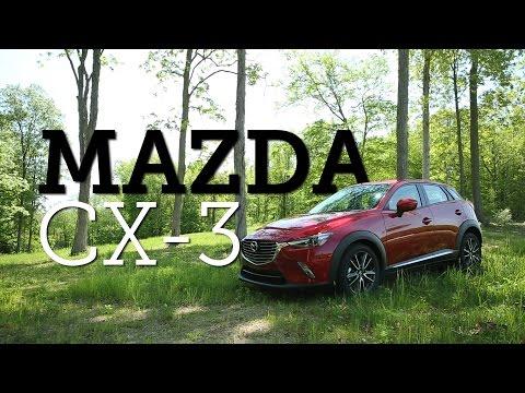 Mazda CX-3 Brings Premium Feel to Subcompact SUVs | Consumer Reports