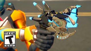 Fortnite Plasma Cannon Trailer