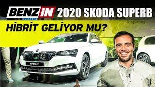 2020 Yeni Skoda Superb   Elektrikli hibrit gelecek mi?   Elektrikli Citigo iV