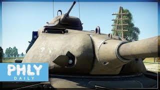 I failed I played the wrong tank...please don't forgive me (War Thunder)