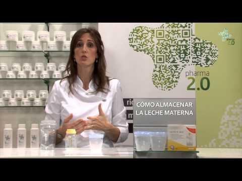 Cómo conservar Leche Materna. Videoconsejo Lactancia