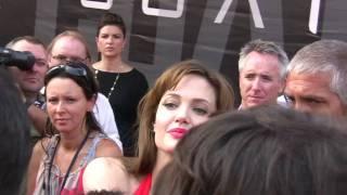 Angelina Jolie, Третий визит Анджелины в Россию-24-25.06.2010