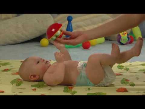 Ребёнок  4,5 месяцев.  | Mamalara.ru