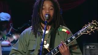 Jah Bless (Stephen) - Ziggy Marley & The Melody Makers Live at HOB Chicago (1999)