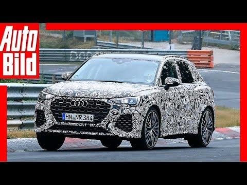 Audi RS Q3 Erlkönig (2019) Details / Erklärung