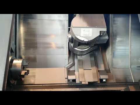 Tornio Multitasking Cnc Mori Seiki MT3000 9