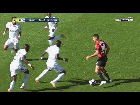 Hatem Ben Arfa Plays Football Like FIFA Street!