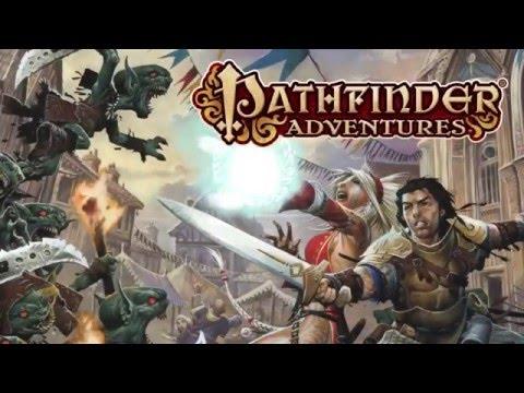 Pathfinder Adventures Release Trailer thumbnail