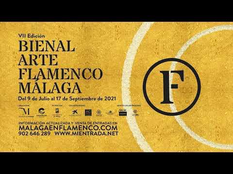 Presentación VII Bienal de Arte Flamenco de Málaga