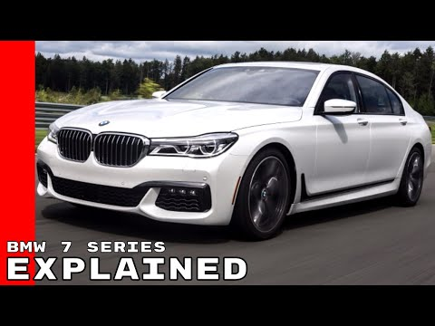 BMW 7 Series 740i, 740e, 750i, M760i Explained