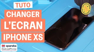 Comment changer l'écran d'un iPhone XS - Tuto
