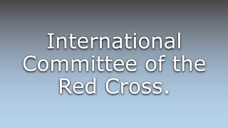 What does ICRC mean?