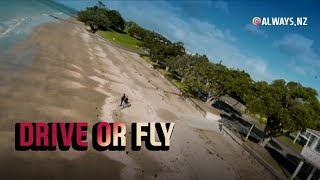 Drive or Fly (Benz vs FPV?)