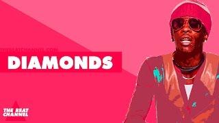 'DIAMONDS' Wavy Trap Beat Instrumental 2017 | Dope Rap Beat Hiphop Freestyle Trap Type Beat |Free DL