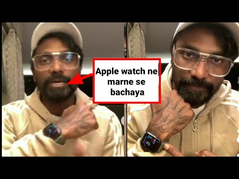 Remod souza Share How Apple Watch Saved His Life Remod souza Live after Heart Attack