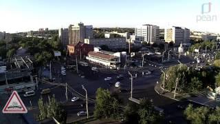 Сильное ДТП  Савушкина - Анри Барбюса