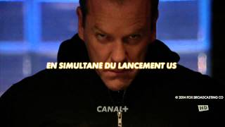 24 LIVE ANOTHER DAY canal+