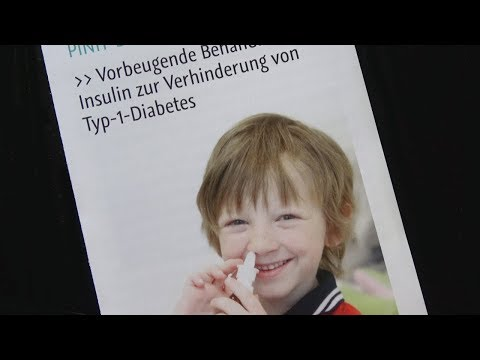 Als Matrize in Typ-2-Diabetes
