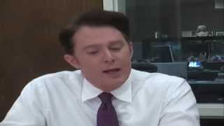 Clay Aiken Interview with the Fayetteville Observer