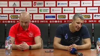 """Максим Горбунов - главный тренер МФК """"Динамо-Самара"""""""