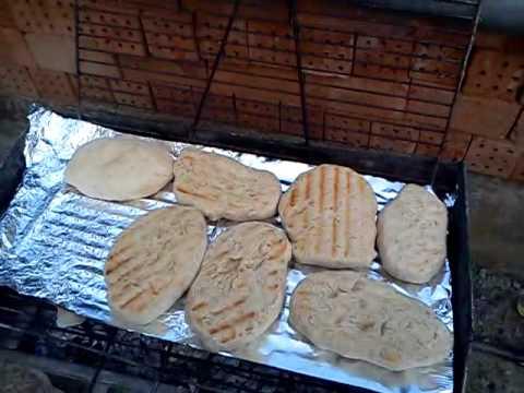 Ψωμί στα κάρβουνα