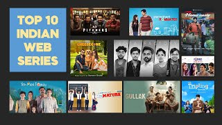 Top 10 TVF Play Web Series | Indian Web Series | Watch Free