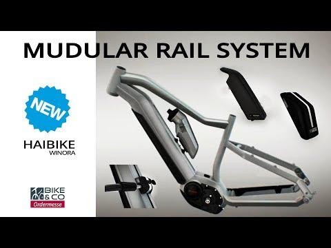 Haibike Modular Rail System 2018