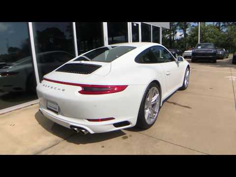 Certified Pre-Owned 2019 Porsche 911 Carrera 4S