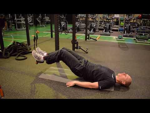 Suspension Trainer Hip Thrust (TRX)