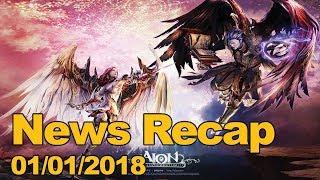 MMOs.com Weekly News Recap #128 January 1, 2018