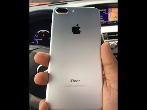 iPhone 7 - гадость какая, купил немедленно