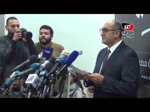 خالد علي مستمر في السباق الرئاسي: أدعو لتقديم التوكيلات في سلسلة بشرية يوم ٢٥ يناير