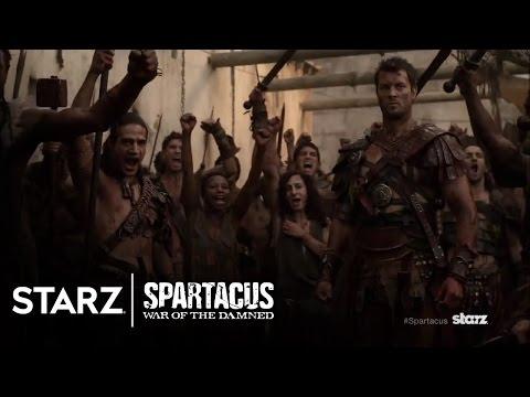 Spartacus Season 3 (Clip)