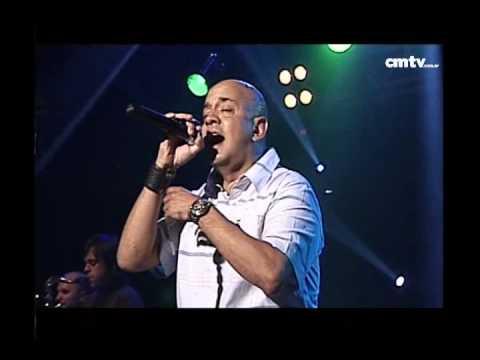 Bahiano video Mi manera de amarte - CM Vivo 3/9/2008