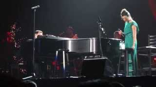 Amy Grant and Michael W. Smith - Live - Friends and Til the Season Comes Round - 2014 Tour - HD