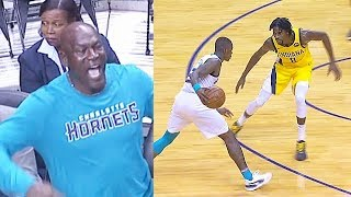 Michael Jordan Impressed By Terry Rozier & Hornets After Crazy Comeback! Pacers vs Hornets