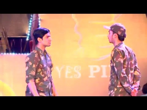 Patriotic Play on Kargil War
