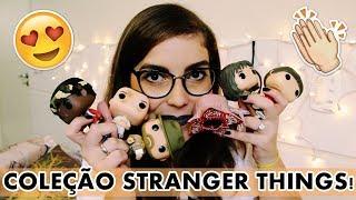 STRANGER THINGS: Minha Coleção De Funko Pop! ♡   Pega Meu Óculos
