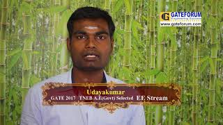 Udayakumar_TNEB AE Preparation Tips