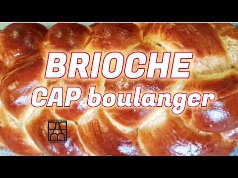 Boulangerie Pas à Pas N°11: Réussir une bonne brioche.  CAP boulanger