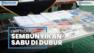 10 Pengedar Sabu Jaringan Malaysia Ditangkap di Bandara Soetta, Pelaku Sembunyikan Narkoba di Dubur