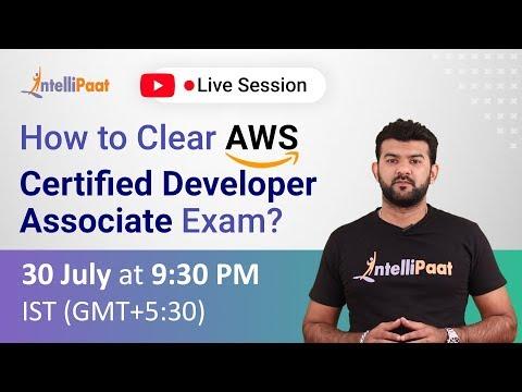 How to Pass AWS Certified Developer Associate Exam | AWS ...