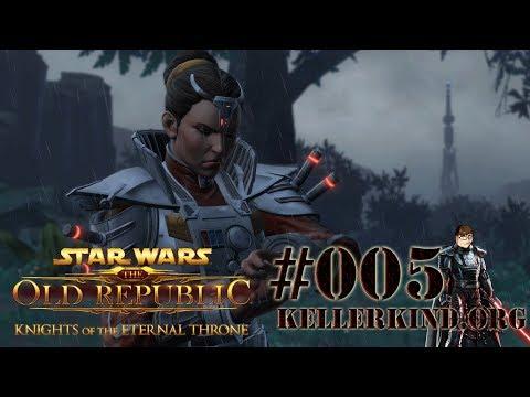 Abgestürzt im Funkloch ★ #005 ★ EmKa plays Star Wars The Old Republic [HD|60FPS]