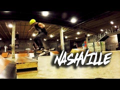 NASHVILLE SKATEPARK // SIXTH AVENUE