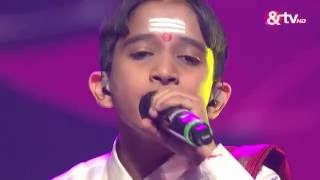 Vishwaprasad Ganagi - Ek Chaturnaar - Liveshows - Episode 24 - The Voice India Kids