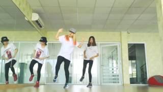 M4N - Shuffle dance - Seve - Tez Cadey