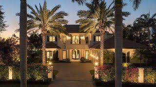 Luxury Homes | Florida Intracoastal Estate | 2388 South Ocean Boulevard Highland Beach, Florida