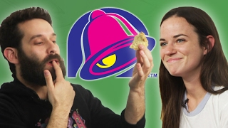 High People Try Taco Bell's Secret Menu